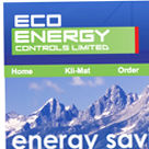 Eco Energy website