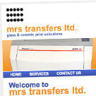 MRS Transfers website